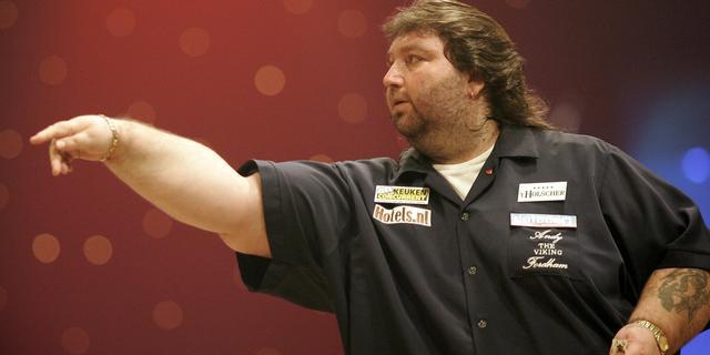 Voormalig wereldkampioen darts Andy Fordham (59) overleden