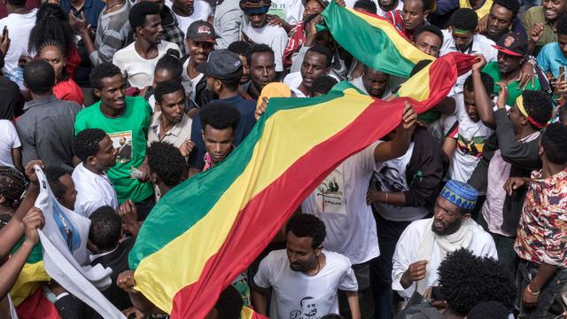 Ethiopië verleent duizenden politieke gevangenen amnestie