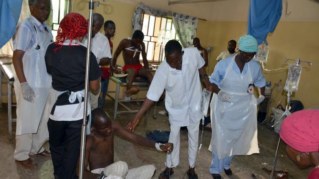 Hongersnood in Nigeria verergert door terreur