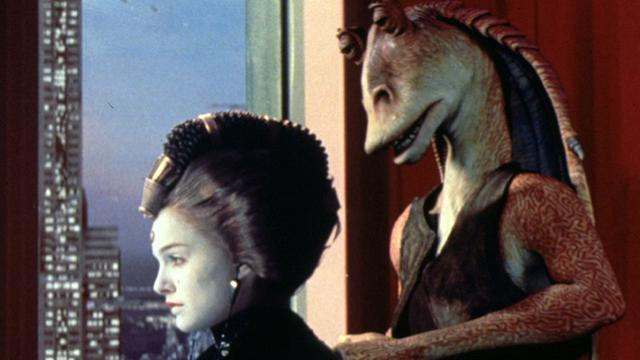 Michael Jackson ooit kandidaat voor Jar Jar Binks in Star Wars