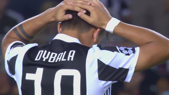 Dybala krijgt grote schietkans namens Juventus