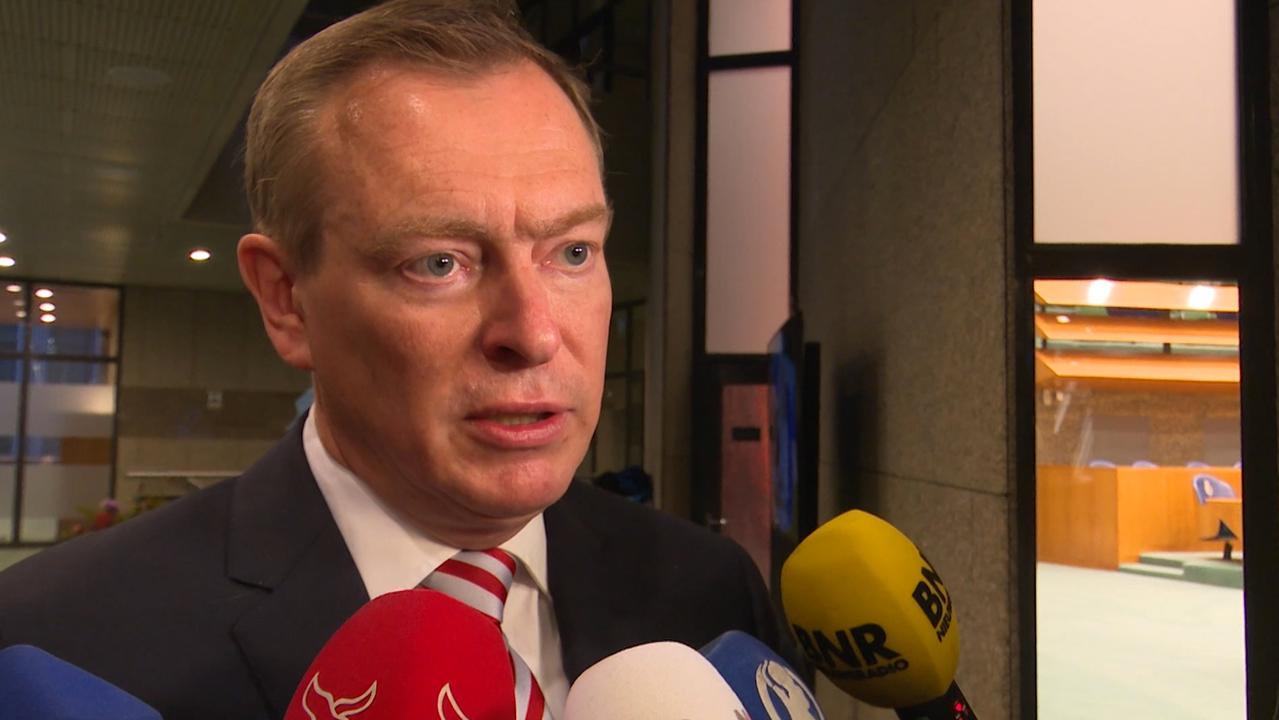 Minister Bruins: 'Heb rapport met financieel zwakke ziekenhuizen'