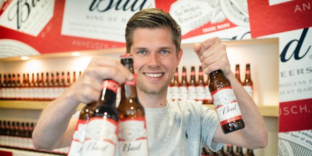 AB InBev introduceert Bud in Nederland tegen 'toegankelijke prijs'