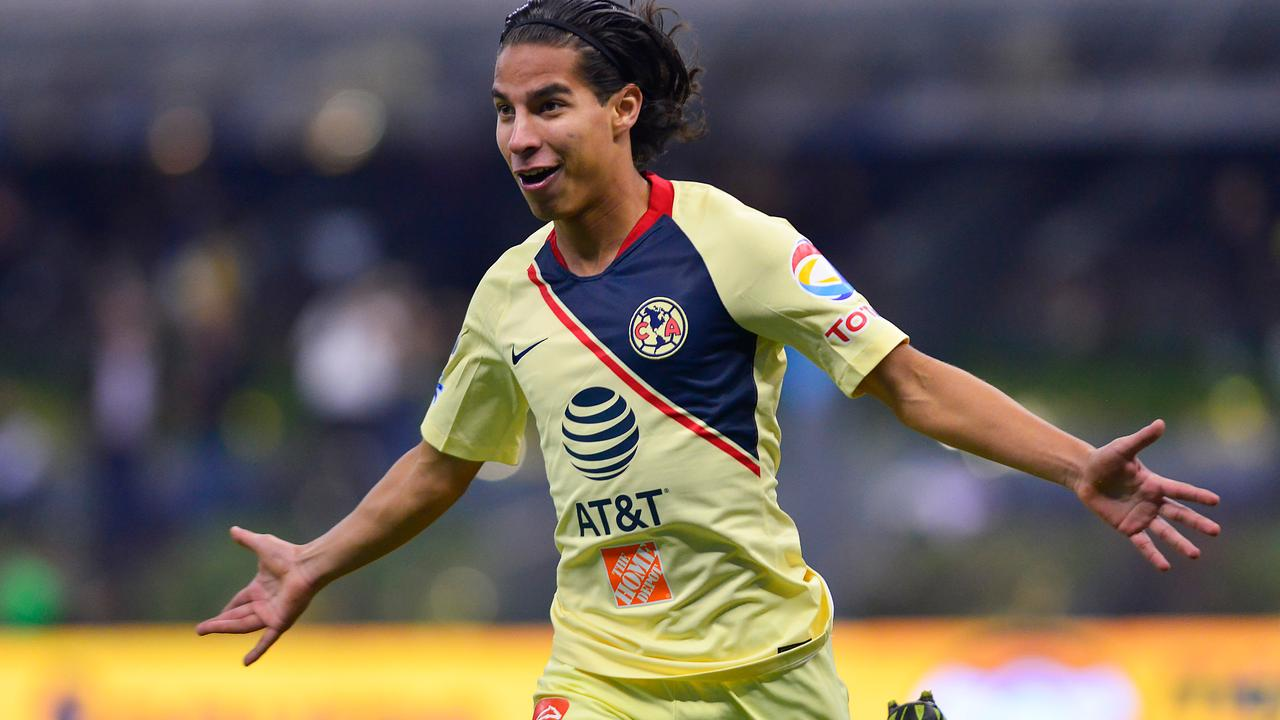 newest be7f4 64946 Ajax agrees with Club América about transfer attacker Lainez ...
