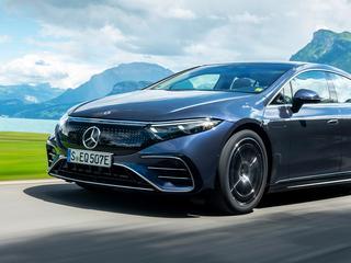 Rijimpressie: Mercedes-Benz EQS