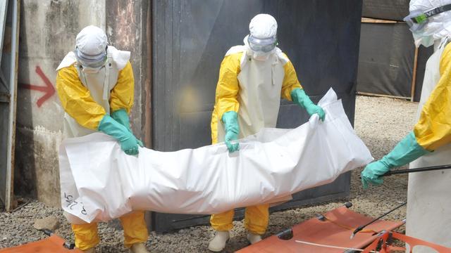 Liberia sluit grens met Guinee om nieuwe uitbraak ebola