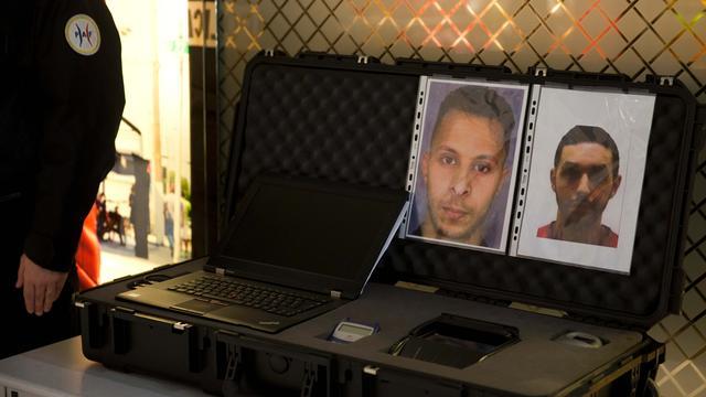 Terreurverdachte aanslagen België Abrini aangeklaagd in Frankrijk