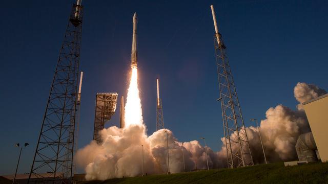 Amerikaanse sonde komt aan bij om de zon draaiende planetoïde Bennu