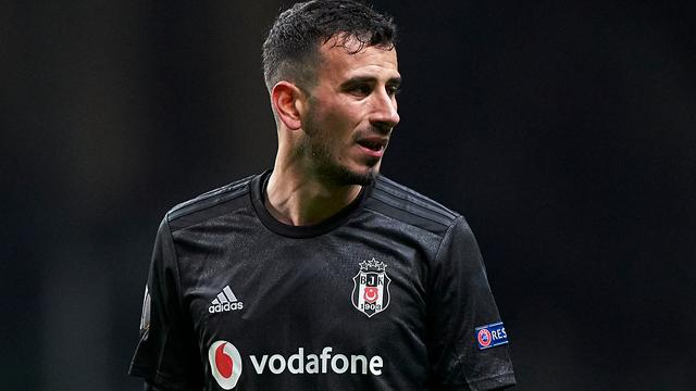 'Feyenoord huurt Turks international Özyakup van Besiktas'
