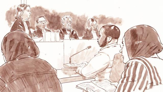 Advocaat woest om politiebericht over vermeende vluchtpoging Surailie I.