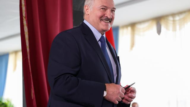 'Europa kan fraude en geweld in Wit-Rusland niet meer negeren'
