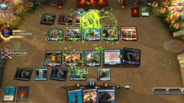 'Data van 450.000 spelers kaartspel Magic: The Gathering Arena gelekt'