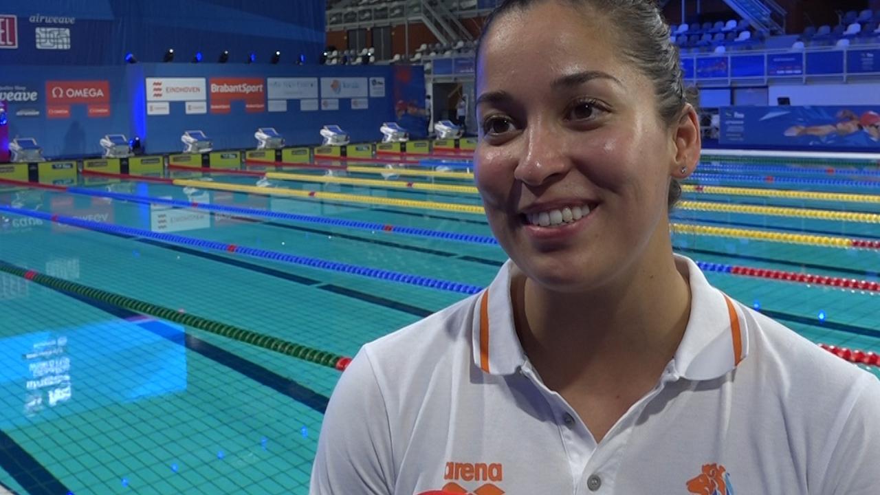 Kromowidjojo vertelt waarom ze doorgaat tot Spelen van 2020