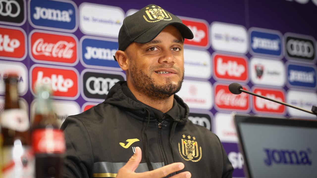Kompany puts Anderlecht on edge: 'Vitesse no less than top ...
