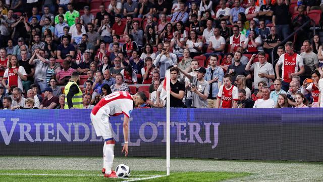 Ziyech geeft toe dat kritiek Ajax-fans aankwam als een dreun