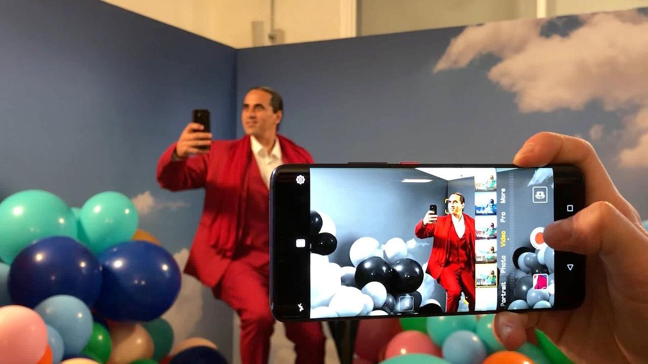 Huawei presenteert Mate 20 Pro