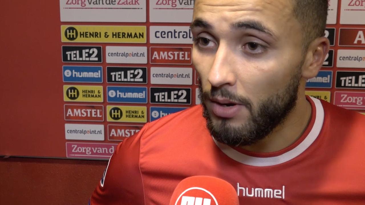 Labyad speelt zondag gewoon bij FC Utrecht ondanks 'interesse' Ajax