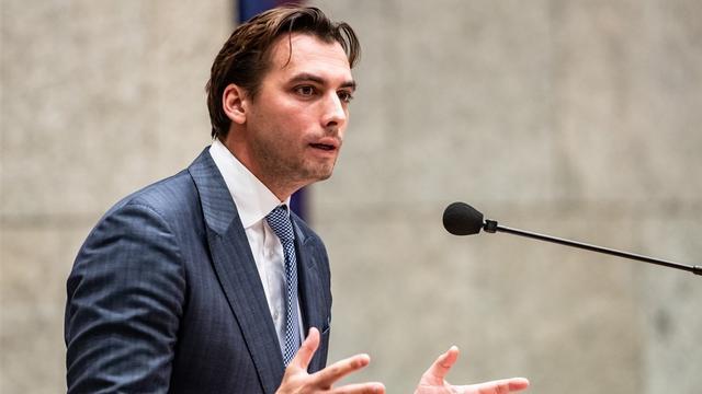 FVD verliest extra 'Brexit-zetel' in Brussel aan Henk Otten