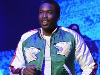 Eerste keer dat rapper weer optrad sinds zijn arrestatie en vrijlating