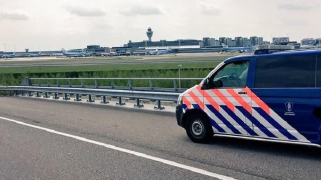 Verdachten grote diamantroof Schiphol vrij in afwachting van strafproces