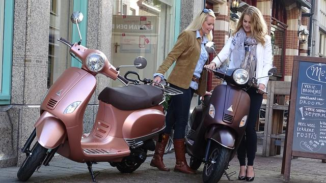 Scooterproducent Asian Gear neemt branchegenoot over