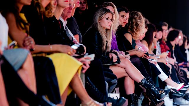 'Amsterdam Fashion Week is een opstapje voor modecarrière'