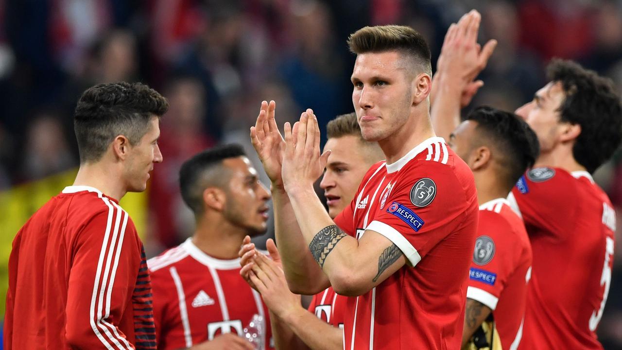 Samenvatting Bayern München-Sevilla (0-0)