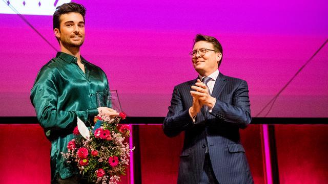 Rotterdammer Niek Baar wint Vioolconcours