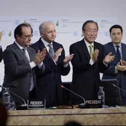 CO2-uitstoot omhoog: 'Iemand moet bij klimaattop met de vuist op tafel slaan'