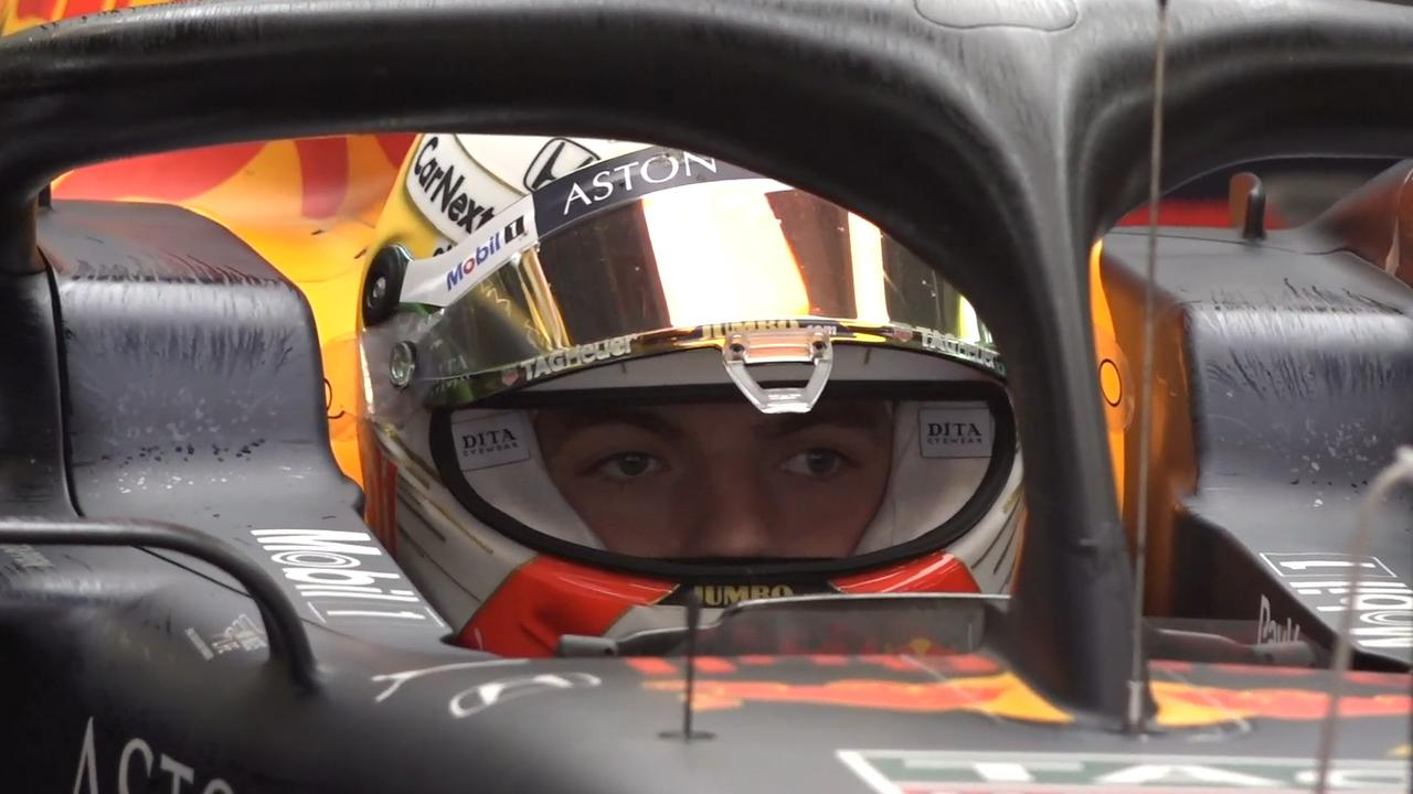 Testdagen F1: Verstappen laat tanden nog niet zien