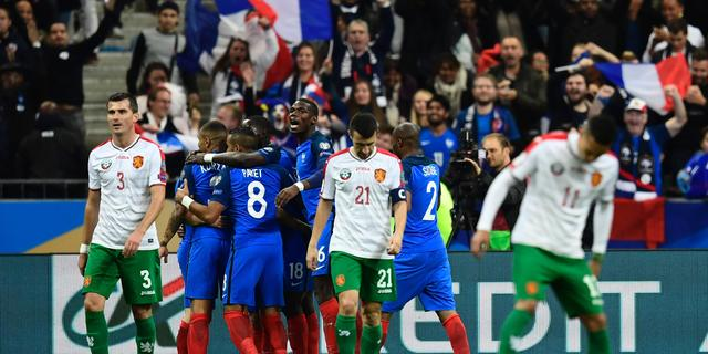Frankrijk komt volgens Deschamps naar Nederland om te winnen