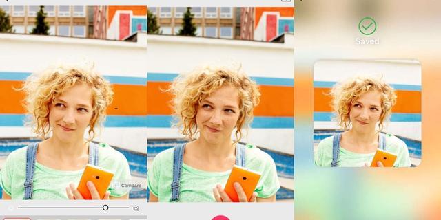 Microsoft brengt selfie-app uit voor iPhone