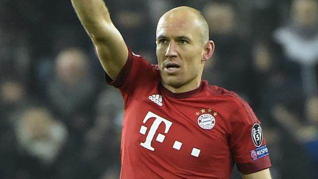 Robben vindt dat Bayern het had moeten beslissen in Turijn