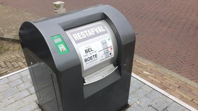 Afvalbakken maken plaats voor ondergrondse containers in Hoogerheide