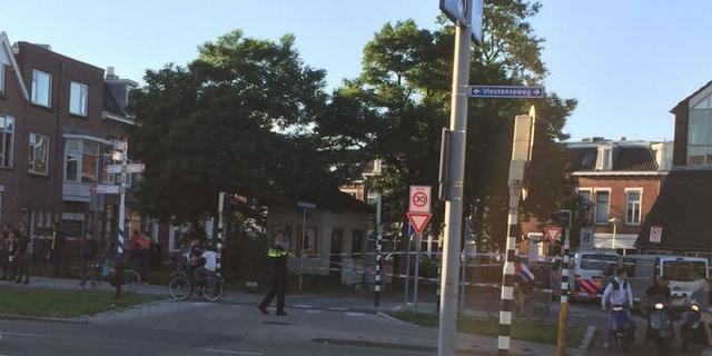 Grote politie-inval bij twee panden aan Utrechtse Wolff en Dekenplein