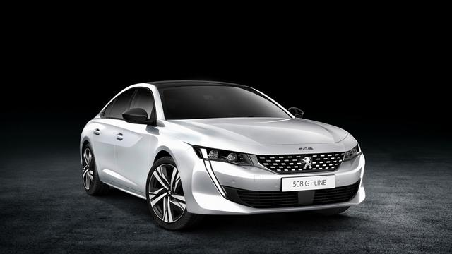 Nieuwe Peugeot 508 nu officieel gelanceerd
