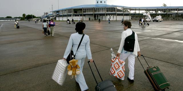 Nieuwe Nederlandse ambassadeur Suriname niet welkom in land