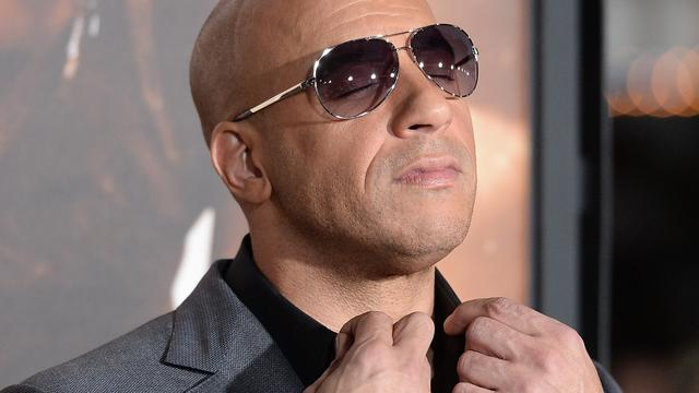Vin Diesel kondigt nieuwe film en serie The Chronicles of Riddick aan