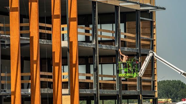 Economisch instituut somber: 'Bouw groeit twee jaar niet door stikstofcrisis'