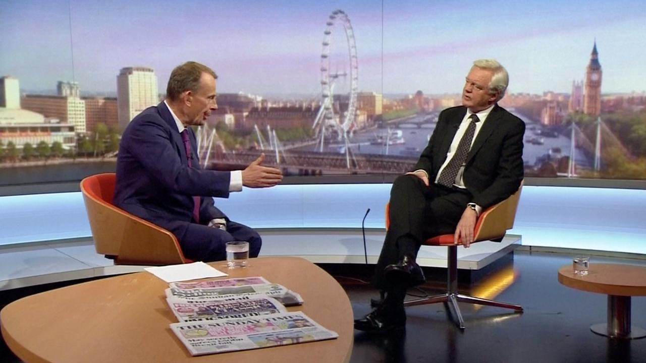 Brexit-ministers in interview met BBC: 'Wel degelijk vooruitgang geboekt sinds Brexit'