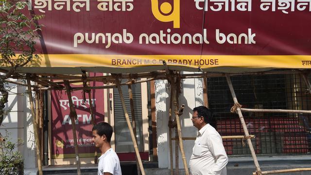 Medewerkers Indiase bank aangehouden voor miljoenenfraude