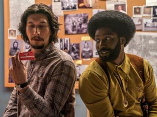 Zoals BlackkKlansman, Alpha en Looking Glass