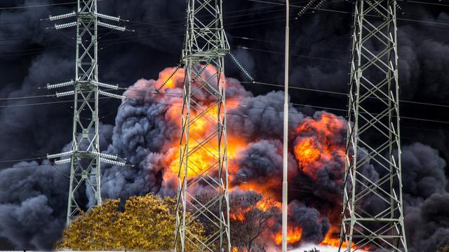 Chemelot biedt excuses aan voor grote brand