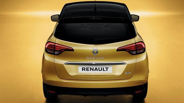 Nieuwe Renault Scénic gepresenteerd