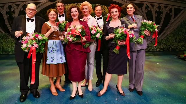 Meeste Musical Awards voor In de ban van Broadway