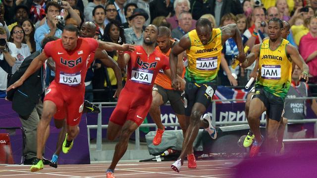 Na Gay raakt ook rest Amerikaans estafetteteam olympisch zilver kwijt
