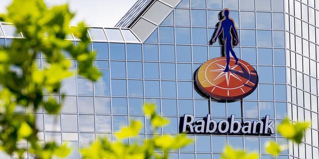 Rabobank gaat negatieve rente rekenen voor klanten met meer dan 2,5 ton