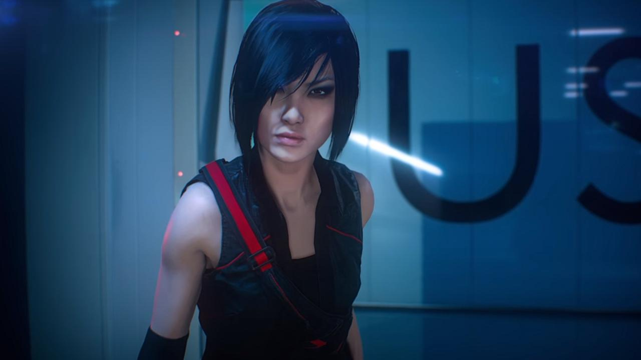 Mirror's Edge Catalyst in beweging