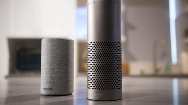 Amazon stelt in patent voor Alexa continu audio te laten opnemen
