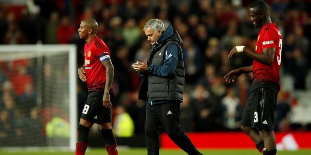 Mourinho bevestigt na afgang dat Pogba geen reservecaptain meer is
